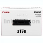 1 x Canon CART-319II Black High Yield  Genuine Laser Toner Cartridge 6,400 pages