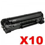 10 x Canon CART-325 Compatible Toner Cartridge 1,600 pages