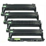 Brother DR-253CL Compatible Drum Unit [1BK,1C,1M,1Y] - Last up to 18,000 pages