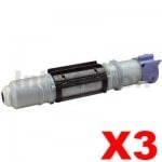 3 x Compatible Brother TN-8000 Toner Cartridge
