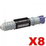 8 x Compatible Brother TN-8000 Toner Cartridge