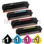 4-Pack Compatible Canon CART-046H High Yield Toner Combo [1BK+1C+1M+1Y]