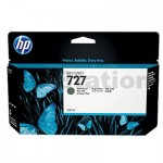 HP 727 Genuine Matte Black Inkjet Cartridge C1Q12A