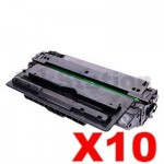 10 x Compatible HP CZ192A Toner Cartridge 93A - 12,000 pages