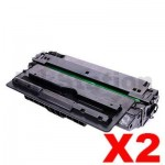 2 x Compatible HP CZ192A Toner Cartridge 93A - 12,000 pages