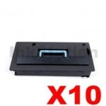 10 x Non-Genuine alternative for TK-710 Black Toner Cartridge suitable for Kyocera FS-9530DN - 40,000 pages