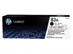 1 x HP CF283A (83A) Genuine Black Toner Cartridge - 1,500 Pages