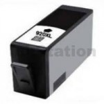 1 x HP 920XL Compatible Black High Yield Inkjet Cartridge CD975AA