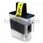 Brother Compatible LC-47BK Black Ink Cartridge - 500 pages