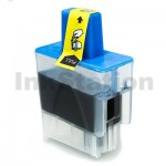 Brother Compatible LC-47C Cyan Ink Cartridge - 400 pages
