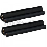 Brother PC-302RF Compatible Thermal Printing Ribbons [2 rolls Value Pack]