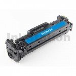 HP CF381A (312A) Compatible Cyan High Yield Toner Cartridge - 2,700 Pages