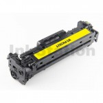 HP CF382A (312A) Compatible Yellow High Yield Toner Cartridge - 2,700 Pages