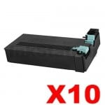 10 x Compatible Samsung SCX-D6555A Toner Cartridge SV210A - 25,000 pages (SCX-D6555A)