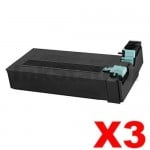 3 x Compatible Samsung SCX-D6555A Toner Cartridge SV210A - 25,000 pages (SCX-D6555A)