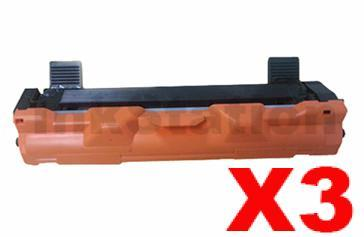 3 x Brother TN-1070 Compatible Toner - 1,000 pages