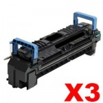 3 x HP CF300A (827A) Compatible Black Toner Cartridge - 29,500 Pages