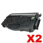 2 x Lexmark E120 E120n Compatible Toner Cartridge (12017SR)
