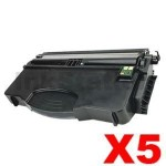 5 x Lexmark E120 E120n Compatible Toner Cartridge (12017SR)