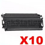 10 x Canon  E-30 / E-31 Black Compatible Toner Cartridge - 3,700 pages
