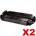 2 x Canon EP-26 Black Compatible Toner Cartridge - 2,500 pages