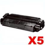 5 x Canon EP-26 Black Compatible Toner Cartridge - 2,500 pages