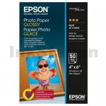 Epson C13S042547 Genuine Glossy Photo Paper 200gsm 4 inches x 6 inches - 50 sheets
