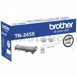 Brother TN-2450 High Yield Genuine Toner Cartridge - 3,000 pages