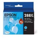Epson 288XL (C13T306292) Genuine Cyan High Yield Inkjet Cartridge