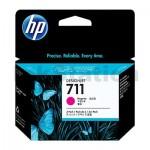 HP 711 Genuine [Tri Pack] Magenta Inkjet Cartridge CZ135A