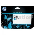 HP 727 Genuine Cyan Inkjet Cartridge B3P19A