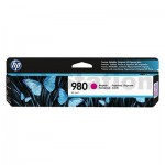 HP D8J08A (980) Genuine Magenta Inkjet Cartridge - 6,600 Pages