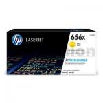 HP 656X (CF462X) Genuine Yellow Toner Cartridge - 22,000 pages