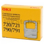 OKI GENUINE Ribbon MICROLINE 720 721 790 791 - approx 3M characters (44641401)