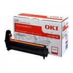 OKI C532DN / MC573DN Genuine Magenta Drum Unit (46484110) - last up to 30,000 pages
