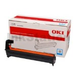 OKI C712N Genuine Cyan Drum Unit (46507411) - last up to 30,000 pages