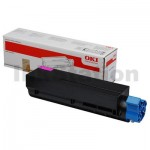 OKI MC853 Genuine Magenta Toner Cartridge (45862842) - 7,300 pages