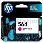 HP 564 Genuine Magenta Inkjet Cartridge CB319WA - 300 Pages