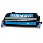 HP Q6461A (644A) Compatible Cyan Toner Cartridge - 12,000 Pages