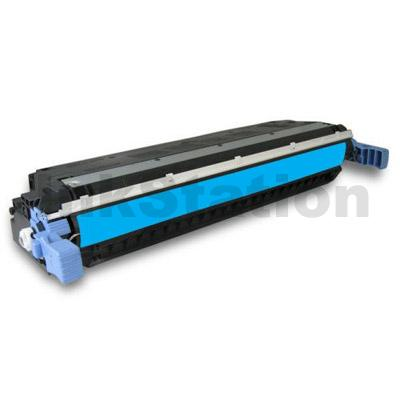 HP C9731A (645A) Compatible Cyan Toner Cartridge - 12,000 Pages