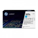 HP CE401A (507A) Genuine Cyan Toner Cartridge - 6,000 Pages