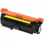 HP CE402A (507A) Compatible Yellow Toner Cartridge - 6,000 Pages