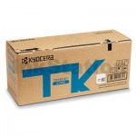 Genuine Kyocera TK-5274C Cyan Toner Cartridge Ecosys P6230CDN, M6230CIDN, M6630CIDN - 6,000 pages