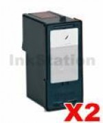 2 x Lexmark No.1 (18C0781A) Compatible Print Cartridge