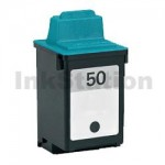 Lexmark No.50 (17G0050) Compatible Black Ink Cartridge - 410 pages