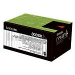 1 x Lexmark (80C8SK0) Genuine CX310 / CX410 / CX510 Black Standard Toner Cartridge - 2,500 pages