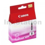 Genuine Canon CLI-8M Magenta Inkjet Cartridge