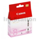 Genuine Canon CLI-8PM Photo Magenta Inkjet Cartridge