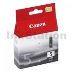 Genuine Canon  PGI-5BK Black Inkjet Cartridge