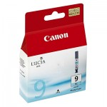 Canon PGI-9PC Photo Cyan Genuine InkJet Cartridge